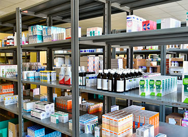 Храните и перевозите фармацевтическую продукцию