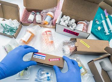 Снабжаете препаратами больницы и клиники
